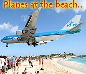 20060423 - Planes on the beach...