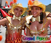 20060430 - Grand Carnival Parade in St. Maarten !!