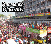 20121231 - Paramaribo Year-End Celebrations (2012)